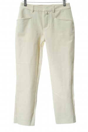 Strenesse Stoffhose creme Casual-Look