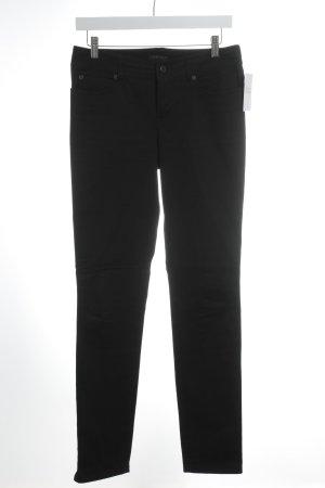 Strenesse Straight-Leg Jeans schwarz Casual-Look
