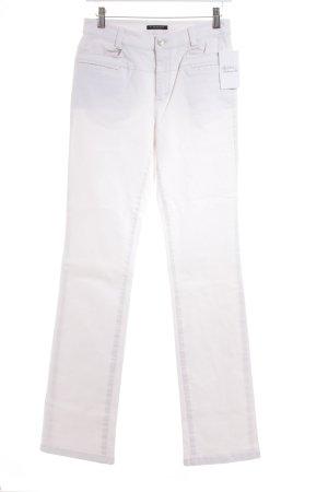 Strenesse Stretchhose weiß Elegant