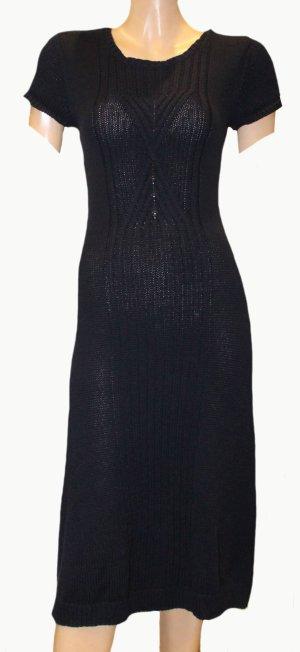 STRENESSE Strickkleid Kleid dunkelblau Gr. 34/36