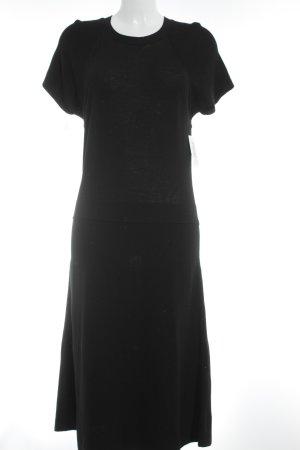 Strenesse Strickkleid schwarz Elegant