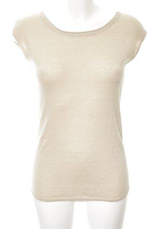 Strenesse Camicia maglia crema stile casual