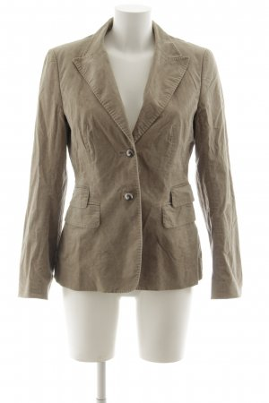 Strenesse Sweat Blazer beige casual look