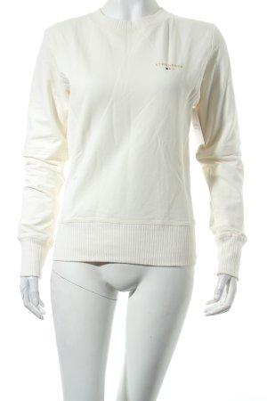Strenesse Sweatshirt weiß Casual-Look