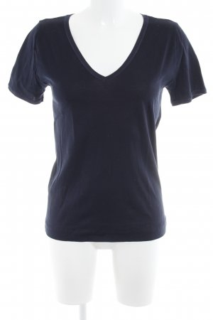 Strenesse T-Shirt dunkelblau Casual-Look