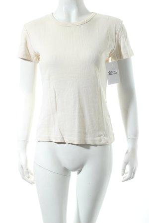 Strenesse T-Shirt hellbeige klassischer Stil