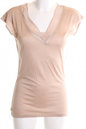 Strenesse T-Shirt nude Casual-Look