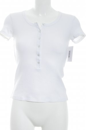 Strenesse T-Shirt weiß Casual-Look