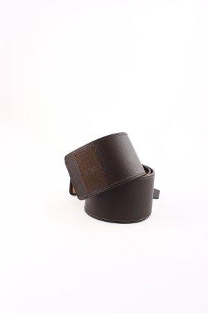 Strenesse Taillengürtel dunkelbraun schlichter Stil