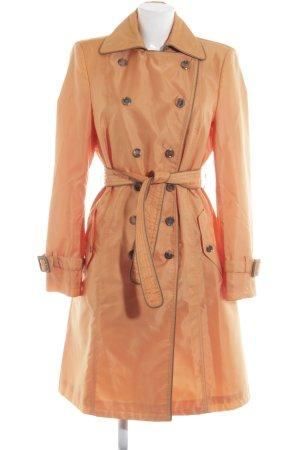 Strenesse Trenchcoat orange-chameau style décontracté