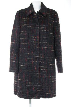 Strenesse Abrigo de entretiempo estampado con diseño abstracto look casual