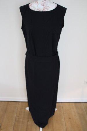 Strenesse Wickelkleid in schwarz