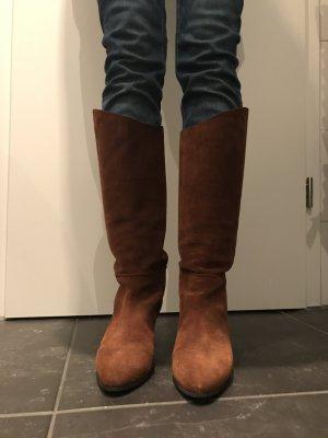 Strenesse Wildleder-Stiefel