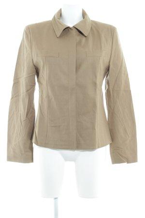 Strenesse Woll-Blazer beige Casual-Look