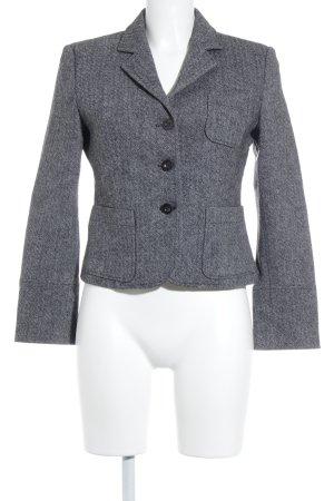 Strenesse Woll-Blazer dunkelgrau klassischer Stil