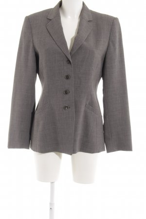 Strenesse Wool Blazer grey flecked business style