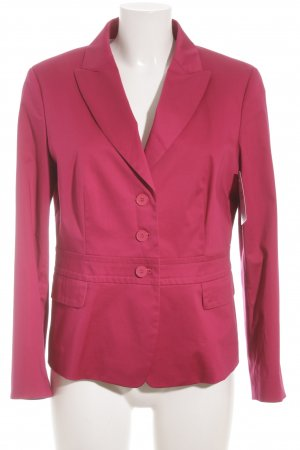 Strenesse Woll-Blazer magenta Business-Look