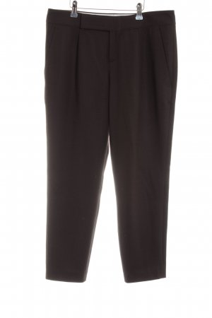 Strenesse Wollen broek zwart casual uitstraling