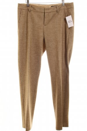 Strenesse Wollhose beige-creme Casual-Look