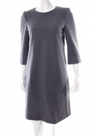 Strenesse Wollkleid grau Business-Look