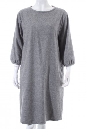 Strenesse Wollkleid grau Casual-Look
