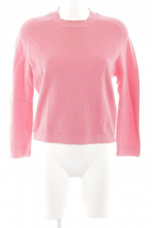 Strenesse Wollpullover pink Casual-Look