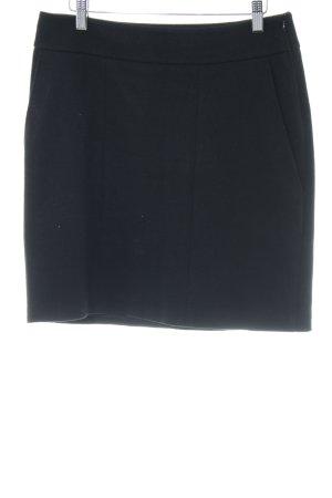 Strenesse Wollen rok zwart zakelijke stijl
