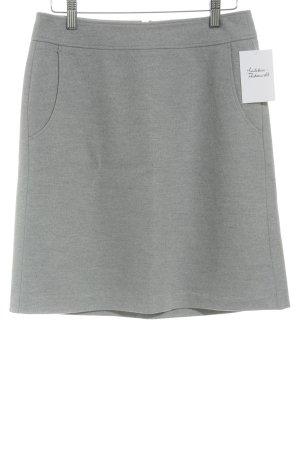 Strenesse Wollrock grau Casual-Look