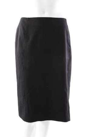 Strenesse wool skirt with slits