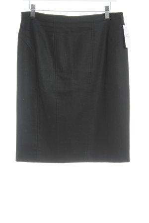 Strenesse Wollrock schwarz Elegant