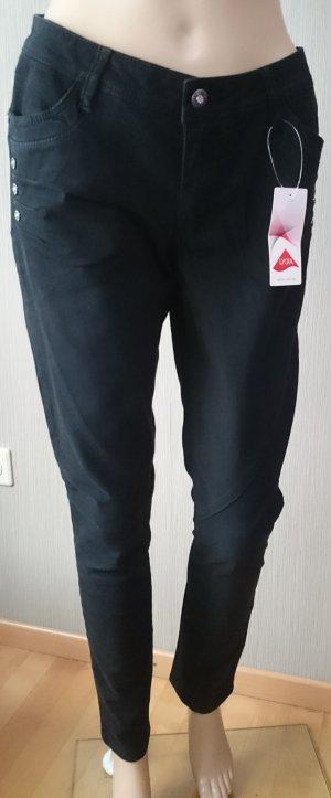 Stretch-Hose 36 Schwarz