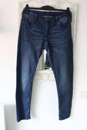 Stretch Jeans Blau H&M
