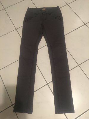 Stretch Jeans dark slim OXMO