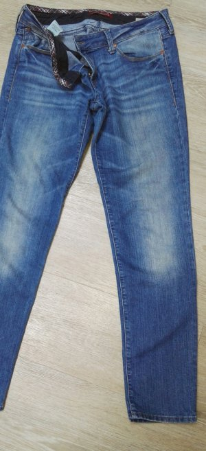 Mavi Jeans Co. Stretch jeans korenblauw