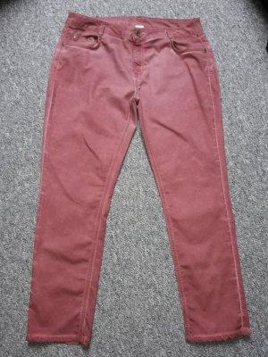 Pantalon strech rose