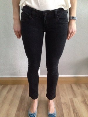 Stretch Jeans Review Gr.27/32 *Top in Form* schwarz