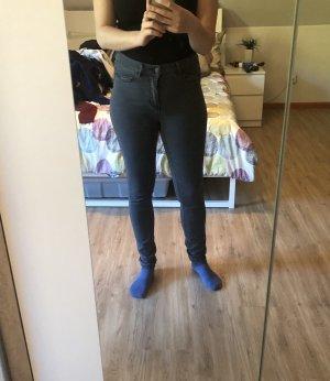 Vero Moda Jeans stretch gris foncé