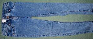 Stretch-Jeans von C&A, Gr.152, blau
