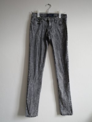 Jeggings grigio chiaro