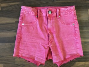 American Eagle Outfitters Shorts multicolore Cotone