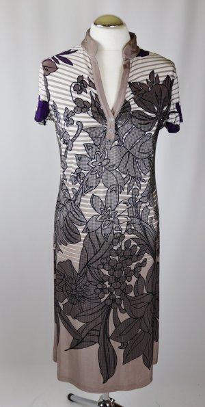 Best Connections Polo Dress multicolored mixture fibre