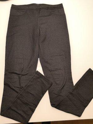 Asos Leggings nero-antracite