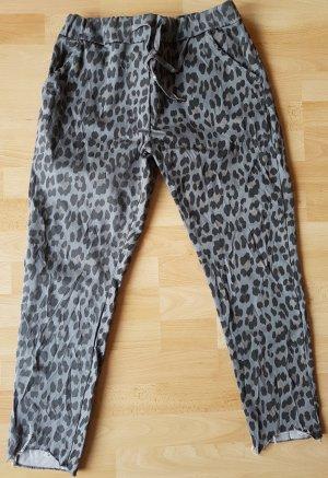 Made in Italy Stretch broek veelkleurig