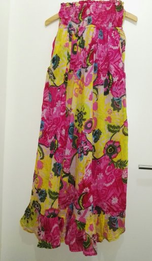 Stretch Sommer lange Kleid ,