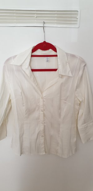 H&M Splendor Blouse natural white