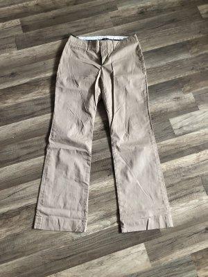 Gap Pantalon strech beige-chameau