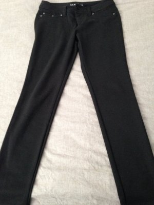 Stretchhose in Kurzgröße Gr. 18 schwarz (Gr.36/38) von Laura Scott
