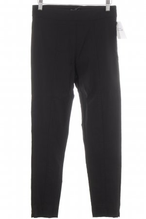 Stretch Trousers black casual look