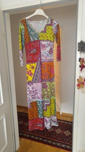 Stretchig, langes, buntes Badekleid der Marke ETRO