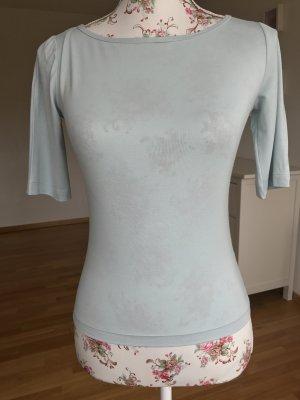 Stretchiges Jersey-Shirt von Benetton mit tollem Rückenausschnitt